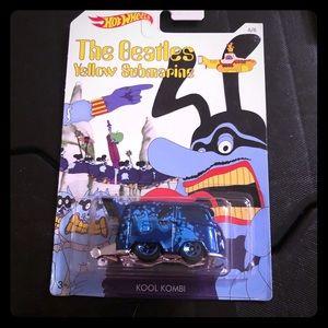 Hotwheels the Beatles Kool Kombi